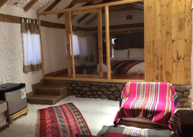 Coqueta lodge in Uyuni